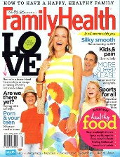 Family Health Magazine Dec 2012